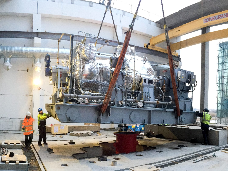 installazione turbine a vapore (2)